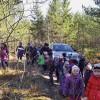 Atklātās Meža dienas pulcē bērnus