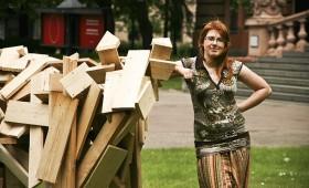 Koka dizaina idejas no Latvijas dabas un apkārtējās vides