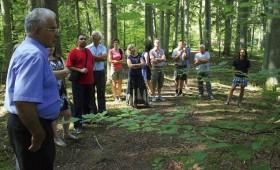 Pirmās meža īpašnieku kooperatīvu biedru «Meža izglītības dienas» – Kurzemē
