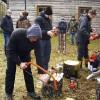 Mežkopji mācās «Pūpolos»