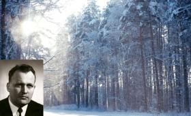 Ilggadīgo meža darbinieku Jāni Žeieru pieminot