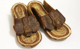 Koka cepures un kurpes no visas pasaules