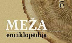 Izdots Meža enciklopēdijas II sējums