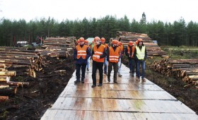 OSCAR loģistikas darba grupa Latvijā