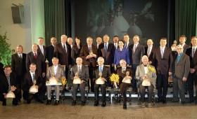 Godināti Meža nozares gada balvas laureāti
