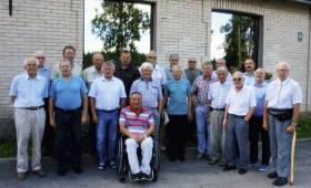 ☂ Satiekas bijušie mežrūpniecību saimniecību direktori
