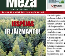 Meža Avīze Nr. 244 (10.2015.)