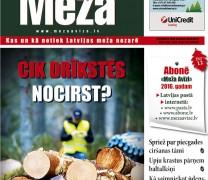 Meža Avīze Nr. 245 (11.2015.)