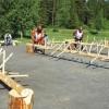 Ogrē notiek Baltijas mēroga profesionālās spēles