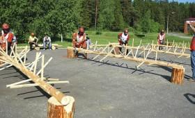 Notiks Latvijas koku gāzēju čempionāts