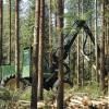 Veiks meža tehnikas degvielas kontroli
