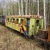 Talcinieki atjauno kūdras dzelzceļu