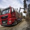 «MAN Truck & Bus Latvija» piedāvā efektīvākos risinājumus kokmateriālu transporta uzņēmumiem