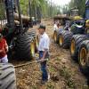 Izmaiņas ievestās traktortehnikas reģistrācijā