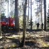 Mežā sākusies ugunsnedrošā sezona
