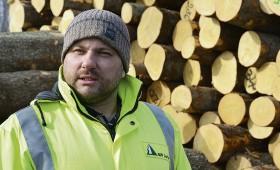 ☂ Juris Menniks: «Kokmateriālu cenu veido daudzi faktori»