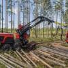 Komatsu – Latvijas mežizstrādes tehnika!