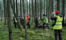 Apbalvoti meža nozares Gada balvas «Zelta čiekurs 2018» laureāti