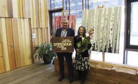 AS «Latvijas valsts meži» stipendija mākslā