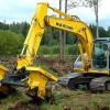 LVM uzsāk meža stādīšanu ar mašīnu