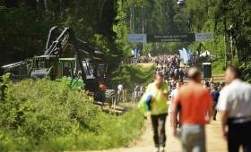 Iespēja piedalīties «Latvijas meža dienās»