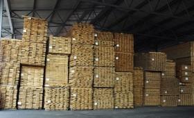 Nozares produkcijas eksports turpina augt