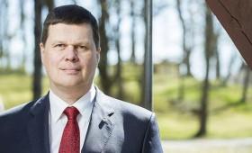 LR Zemkopības ministra Kaspara Gerharda apsveikums meža nozarei!