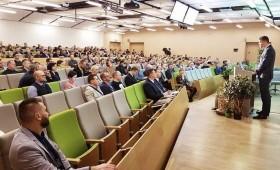 ☂ Aizvadīta Meža nozares konference 2020 «Klimats, nākotne, meži»