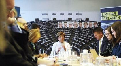 ☂ Diskutē par Eiropas Zaļo kursu