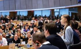 Mudina EP deputātus uzņemties vadošo lomu klimata jomā