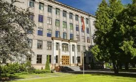 Atjauno un modernizē vēsturisko Meža fakultātes ēku Jelgavā
