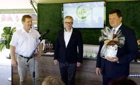 Meža konsultāciju pakalpojumu centrs svin 10 gadu jubileju