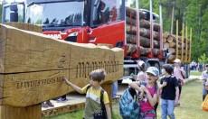 Saņemti AS «Latvijas valsts meži» apaļo  kokmateriālu sortimentu pārdošanas izvērtējuma rezultāti