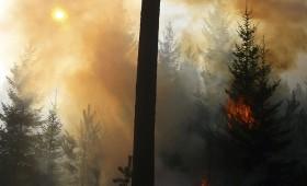 Vietām joprojām augsta ugunsbīstamība