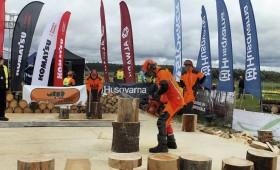 Rāmavas rudens izstādē notiks kokgāzēju un meža mašīnu operatoru sacensības