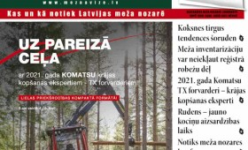 ☂ Meža Avīze Nr. 305 (11.2020.)