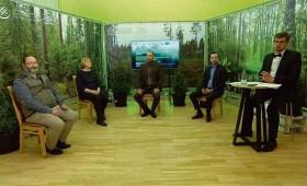 Aizvadīta Meža nozares konference 2020